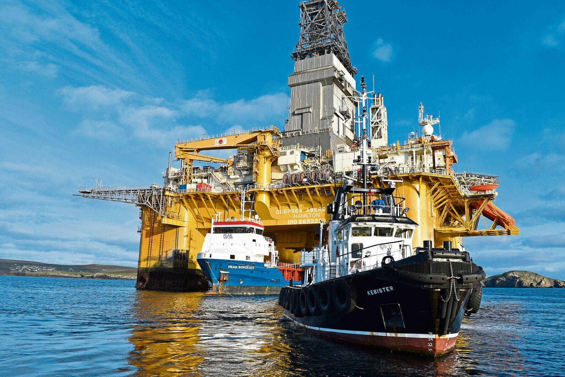 Sval Energi announces gas discovery near the Dvalin field